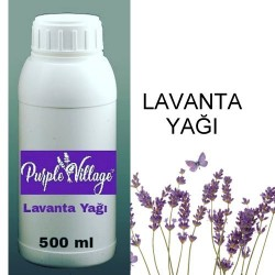 Lavanta Yağı 500 ml
